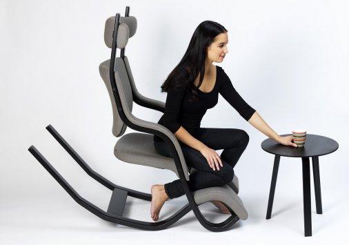 Varier Gravity Balans Standard Colors Ergonomic Chair