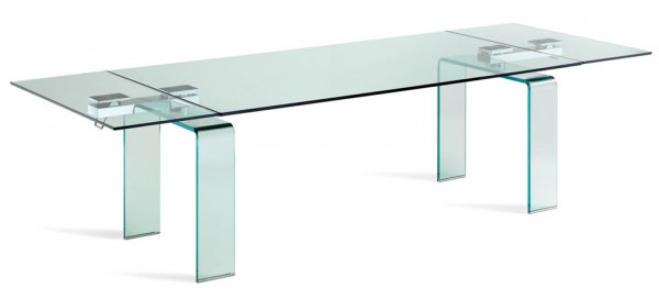 Cattelan italia table extensible azimut 140 azimut 140 - Petite table extensible ...