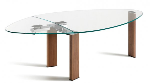 Cattelan italia table extensible daytona 165x130 daytona 165x130 table - Petite table extensible ...