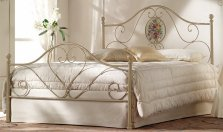 Target Point bed Gardenia with footboard