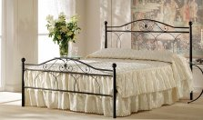 Target Point bed Nicole with bed frame without footboard