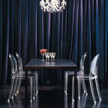 Kartell Victoria Ghost 5856 - Chair