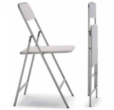 Sedie Pieghevoli Calligaris Design.Connubia Calligaris Zippy Chair Pieghevole Chair