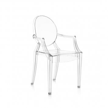 Kartell Louis Ghost 4852 - Easy Chair