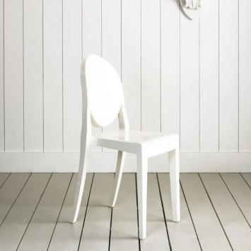 Kartell set of 4 chairs Victoria Ghost - Set of 4 Chair