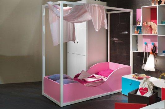 Dearkids Princess Bed