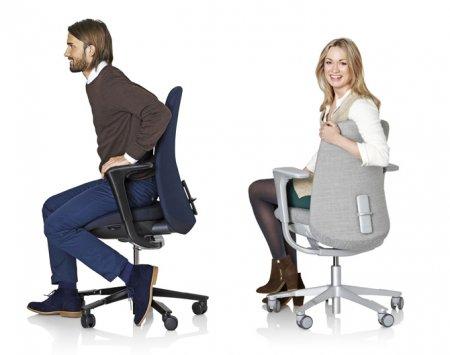 HÅg sofi 7300 managerial chair