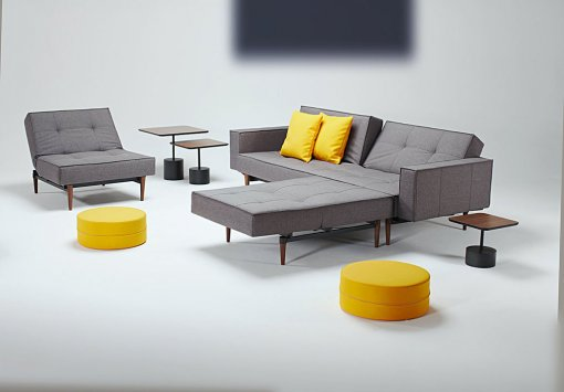 Innovation splitback sofa bed sofa for Innovation sofa berlin