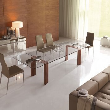 Cattelan Italia table extensible Daytona 160X90