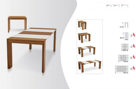 Calligaris Consolle Mistery.Connubia Calligaris Mistery Cb 4046