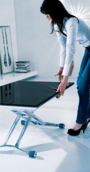 Magic By Ozzio Design.Ozzio Design T100 Magic Convertible Table