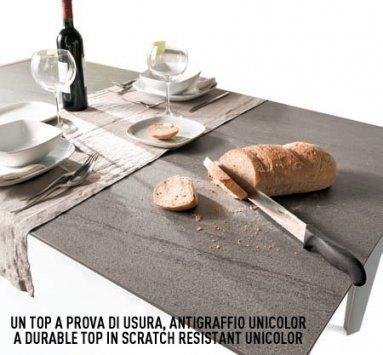 Bontempi Cruz 01.80 - Table