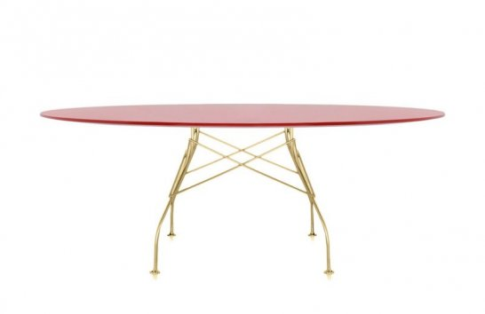 Kartell glossy 4569 table