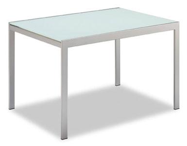 Connubia Calligaris Aladino Vetro 120x85 - Table