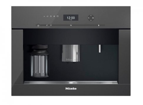 miele cva 6401 grgr coffee machines built in. Black Bedroom Furniture Sets. Home Design Ideas