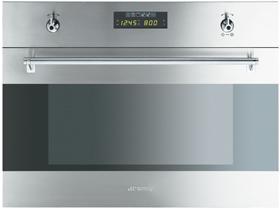 Smeg S 45 MX - Microwave - Built-In