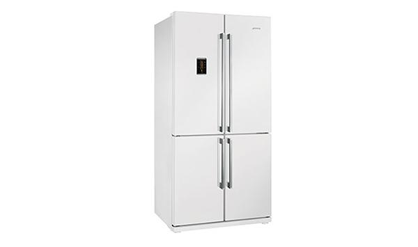 smeg fq60bpe side by side refrigerator. Black Bedroom Furniture Sets. Home Design Ideas