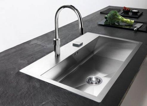 Franke Planario Pox 210 81 Stainless Steel Sink