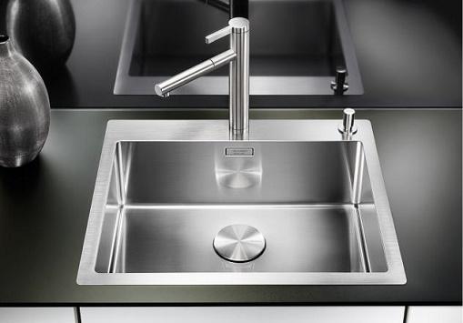 Blanco CLARON 550-IF/A - 1516797 - Stainless Steel Sink | {Spülbecken blanco edelstahl 47}