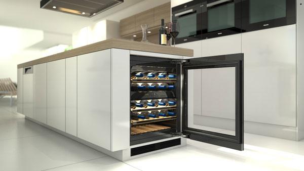 Miele Kwt 6322 Ug Wine Cabinets Built In
