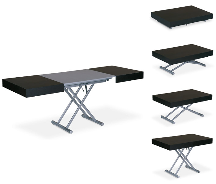 Forsedia extra tavolino tavolo estensibile coffee table for Table 80x120