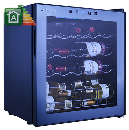 Vinumdesign classic vd19smc2 wine cabinets freestanding Classic home appliance films