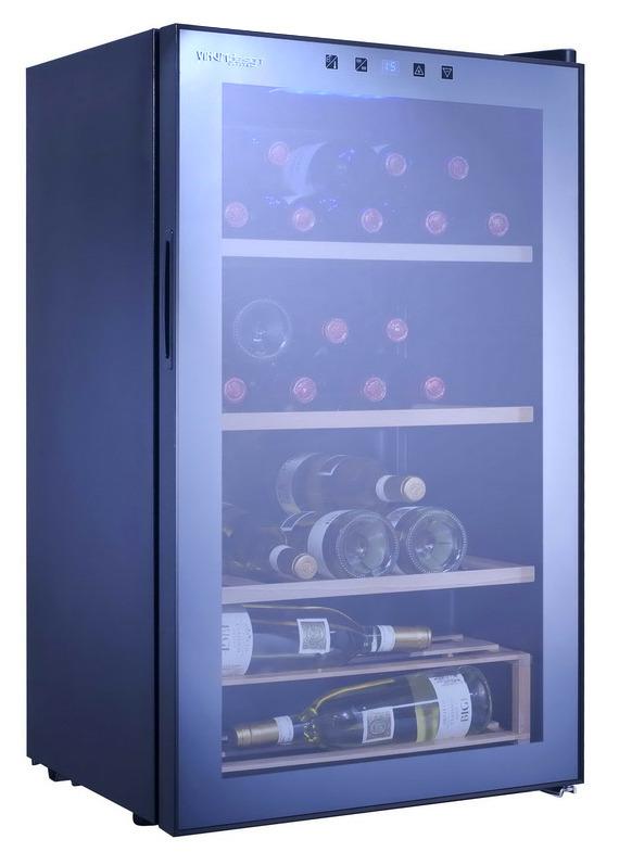 Vinumdesign Classic Vd40smcw Wine Cabinets Freestanding