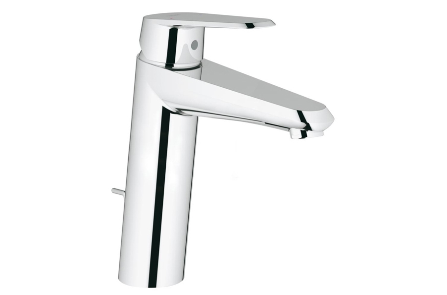 grohe eurodisc cosmopolitan basin mixer 1 2 m size 23448002 faucet. Black Bedroom Furniture Sets. Home Design Ideas