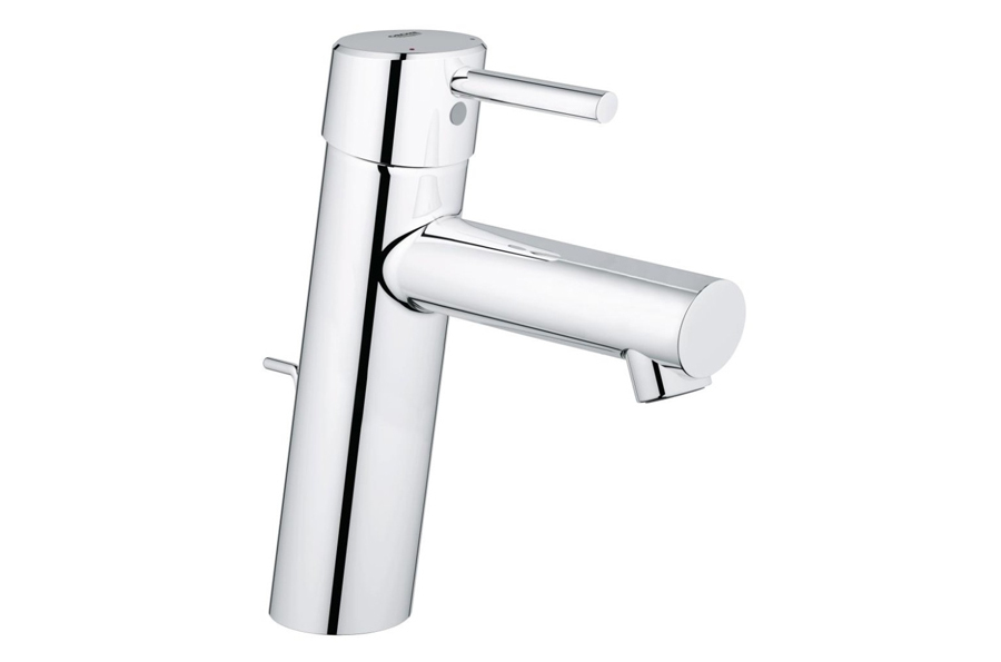 grohe concetto basin mixer 1 2 m size 23450001 faucet. Black Bedroom Furniture Sets. Home Design Ideas