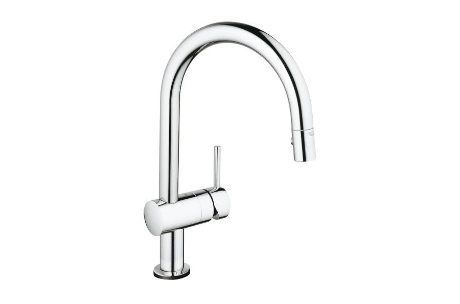 grohe minta touch electronic single lever sink mixer 1 2. Black Bedroom Furniture Sets. Home Design Ideas