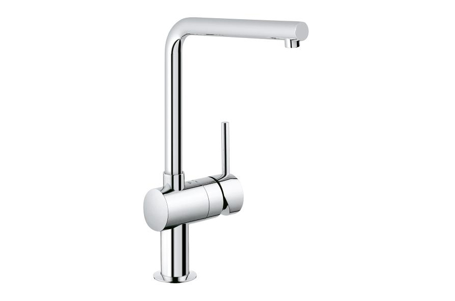 grohe minta single lever sink mixer 1 2 31375000 kitchen faucet. Black Bedroom Furniture Sets. Home Design Ideas