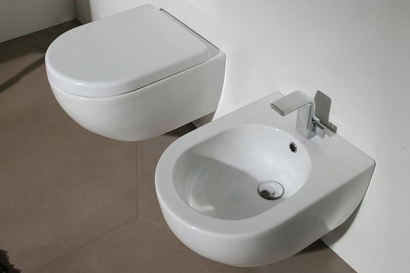 Flaminia Set Miniapp Ap119g Ap219 Goclean Set Toilets And Bidet