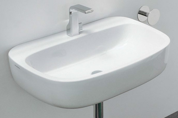 Flaminia Monò MN74L - Wall-mounted washbasin