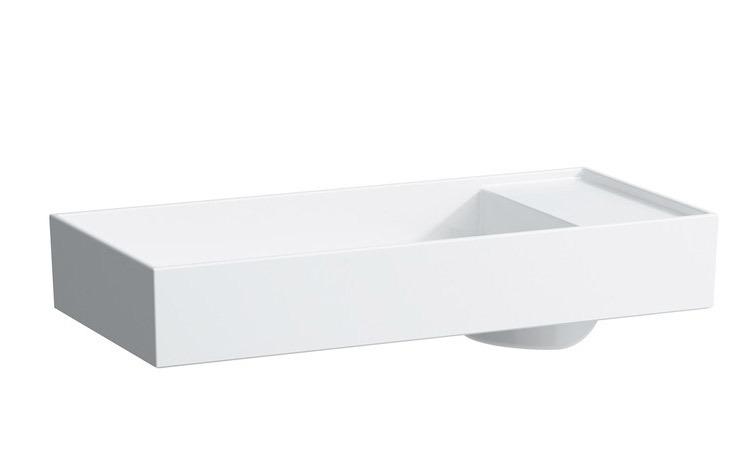 Kartell By Laufen Washbasin 8.1233.2 - Surface-mounted washbasin