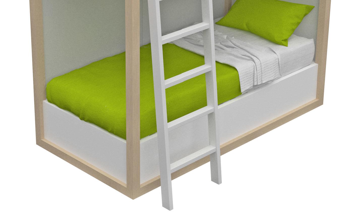 dearkids boxer small jocker bed. Black Bedroom Furniture Sets. Home Design Ideas
