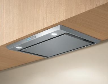 Elica eliper ix a 80 under cabinet range hood - Campana extractora 80 cm ...