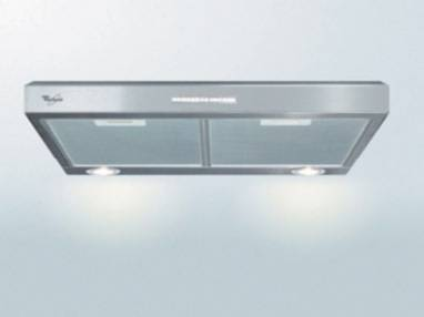 Whirlpool akr 684 ix under cabinet range hood - Cappa cucina sottopensile ...