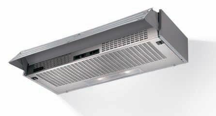 Faber 152 LG A60 - 1100157088 - Under Cabinet Range Hood