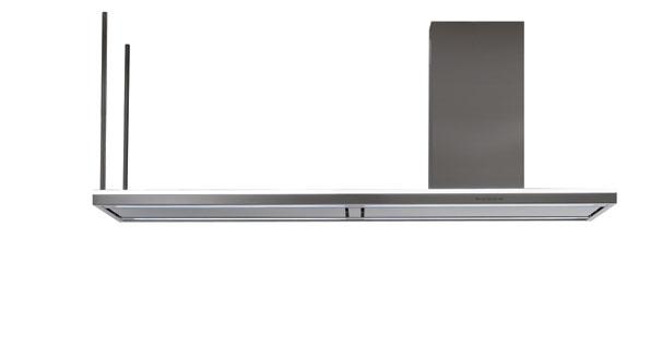 Falmec Design Lumen Isola - 175 cm - Island Hood