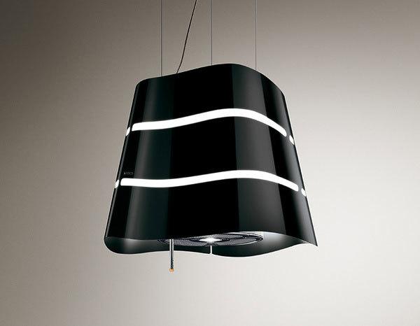 elica wave bk f 51 prf0090419 island hood. Black Bedroom Furniture Sets. Home Design Ideas