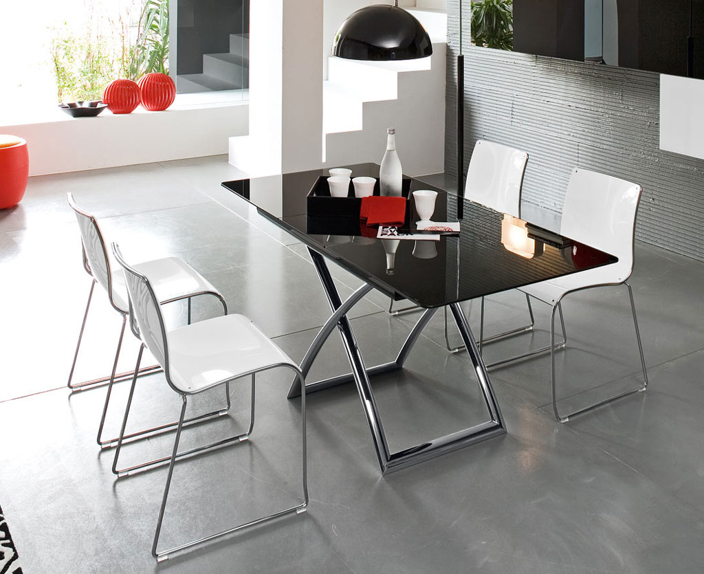 connubia calligaris magic j cb 5041 g table