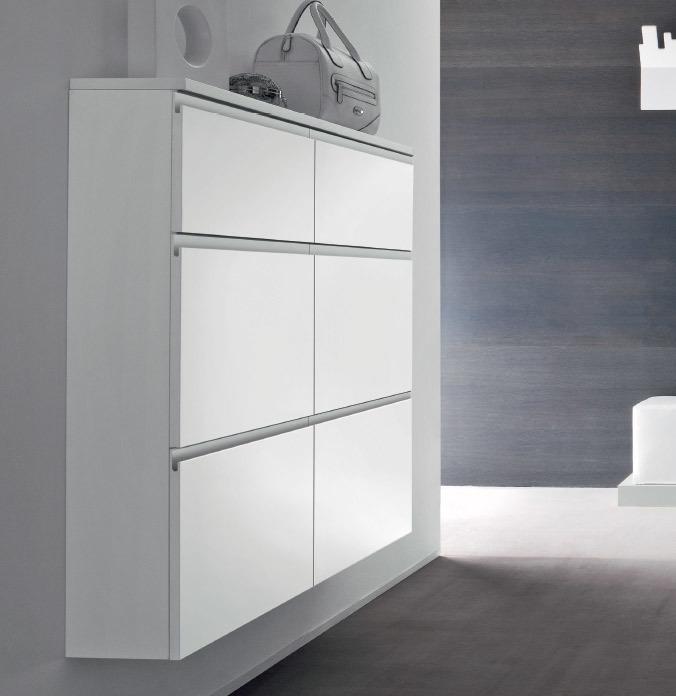 birex logika shoe cabinet h120