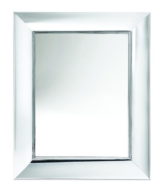 Kartell francois ghost 8305 mirror for Miroir francois ghost kartell