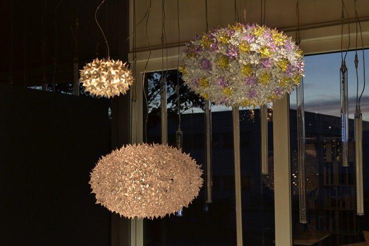 Kartell Bloom 9265 Pendant Lamp