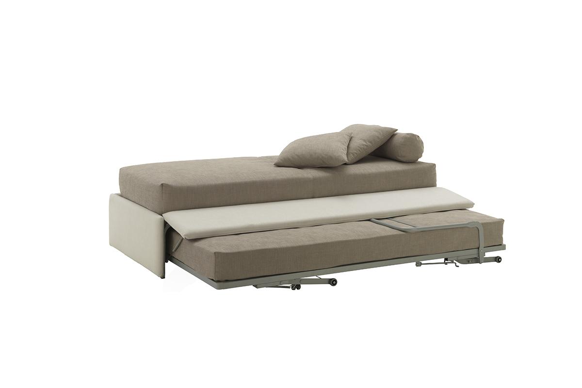 bolzan letti line sommier bed bed. Black Bedroom Furniture Sets. Home Design Ideas