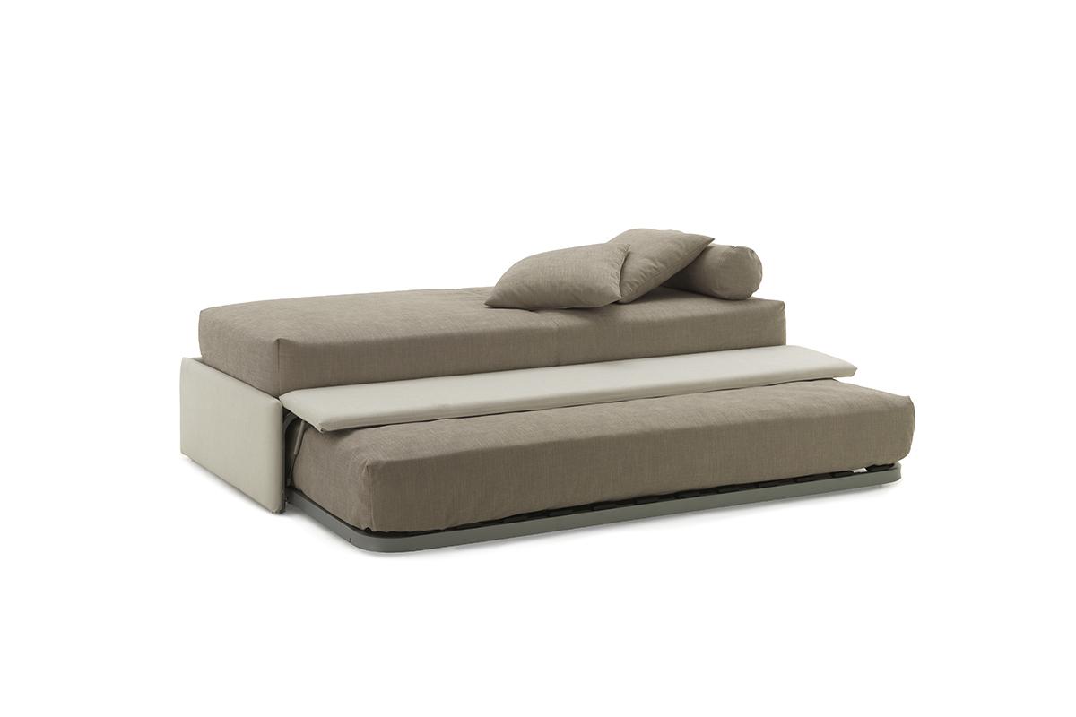 bolzan letti line sommier bed. Black Bedroom Furniture Sets. Home Design Ideas