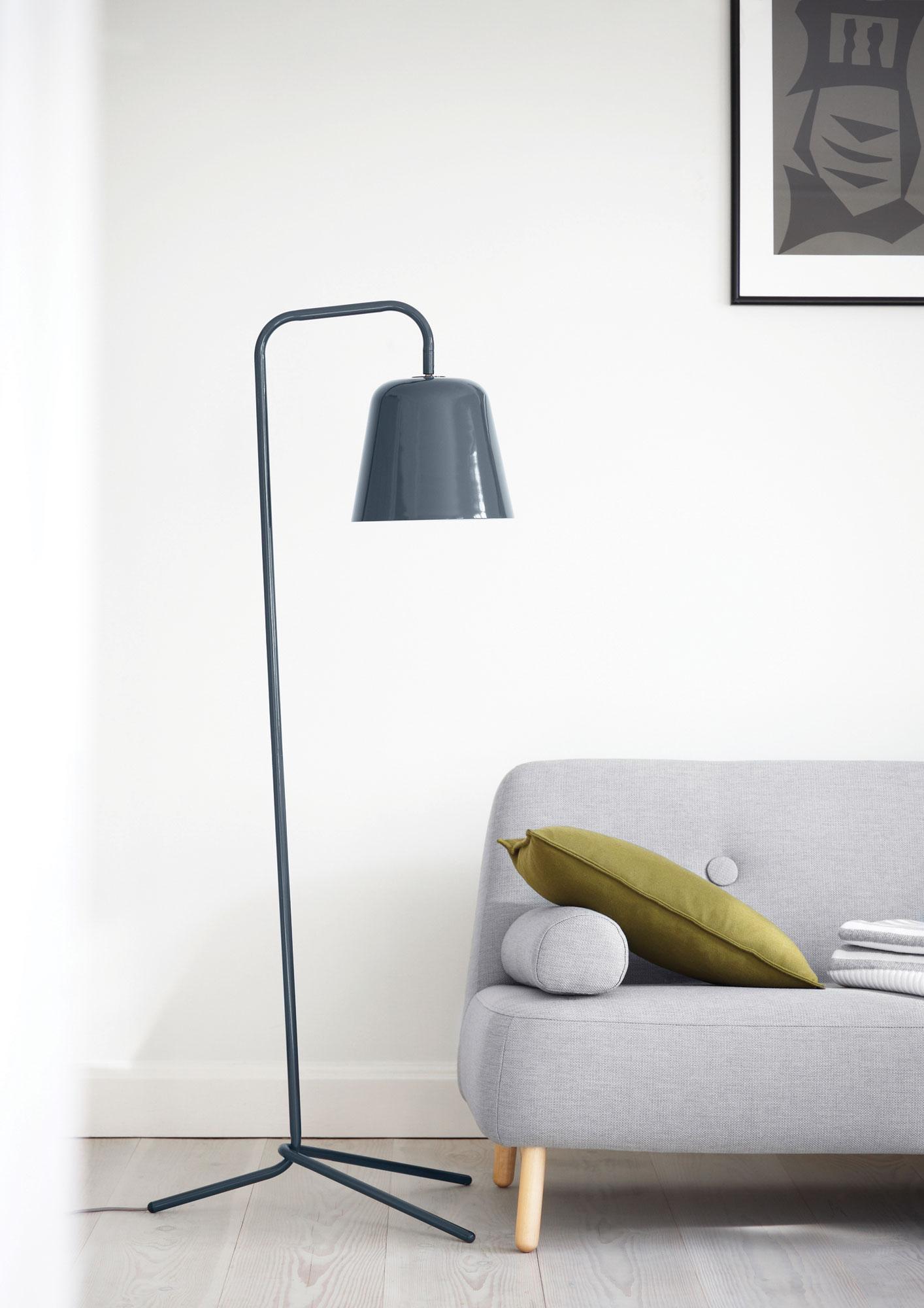 frandsen pied 3458 floor lamp. Black Bedroom Furniture Sets. Home Design Ideas