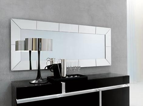 cattelan italia regal 120x80 mirror. Black Bedroom Furniture Sets. Home Design Ideas