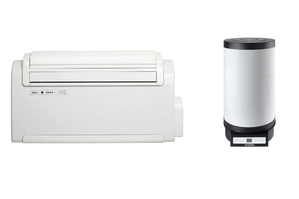 Olimpia Splendid Unico Boiler Master   Boiler Wall 01422 599509A  #52575B
