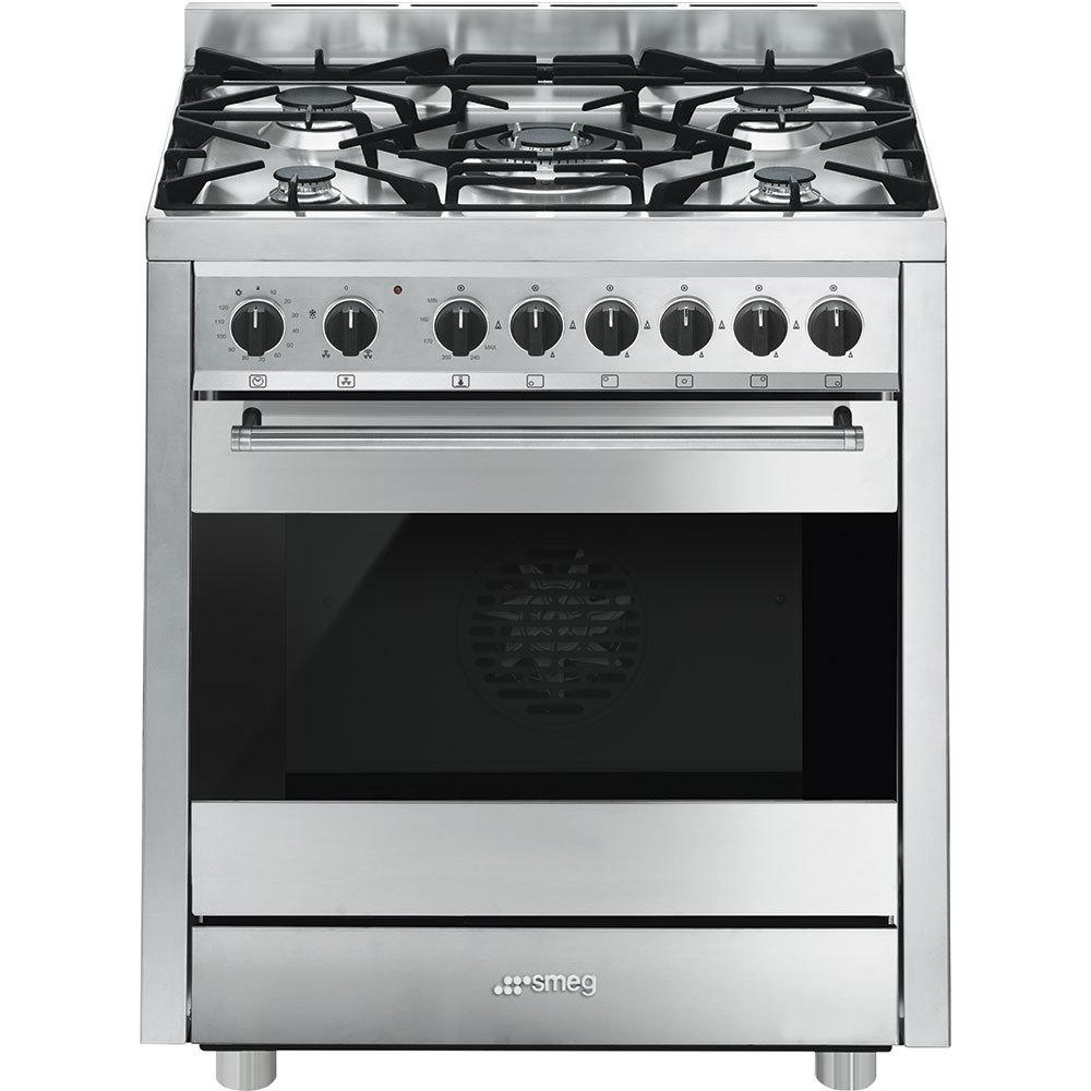 Smeg b7gvxi9 range cooker - Offerte cucine a gas expert ...